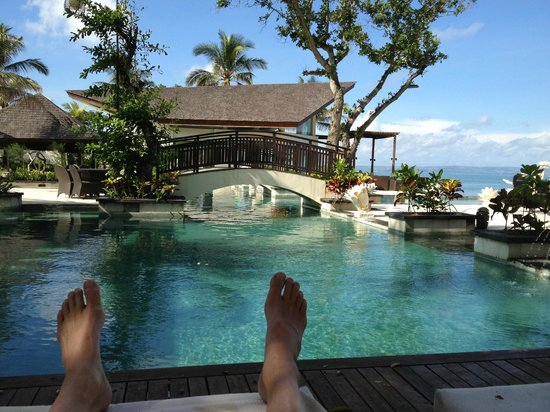 The Seminyak Beach Resort & Spa: Tough day not at the office