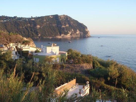 Hotel  Cava dell'isola: vista dall'albergo