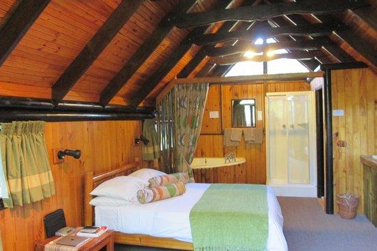 Tsitsikamma Lodge: Zimmer Nummer 15 - gute Lage