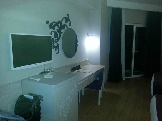Sea Planet Resort & Spa: standard room