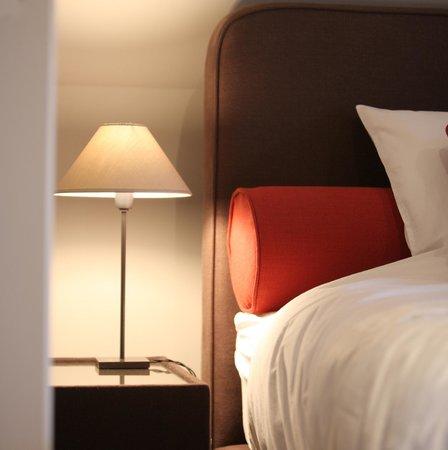 Myrrhis Bed and Breakfast: room Perle Rouge