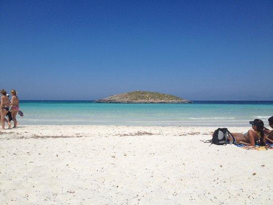 Es Canar, Spagna: Formentera beach