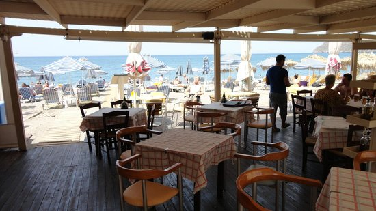 Hotel Despina: Poolbaren
