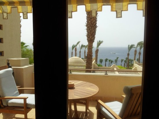 Four Seasons Resort Sharm El Sheikh: View from Room