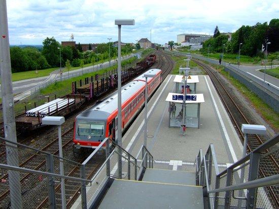 MK Hotel Remscheid: Station Remscheid