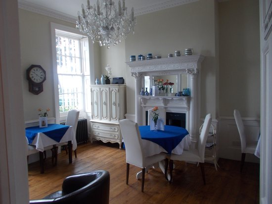 Hamiltons Boutique Hotel : Dining room , beautiful