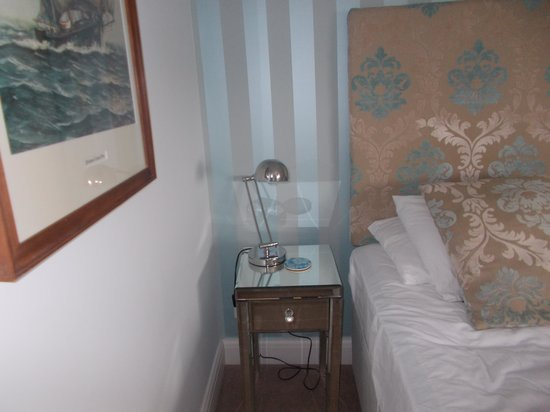 Hamiltons Boutique Hotel : our lovely room