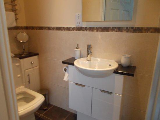 Hamiltons Boutique Hotel : Bathroom