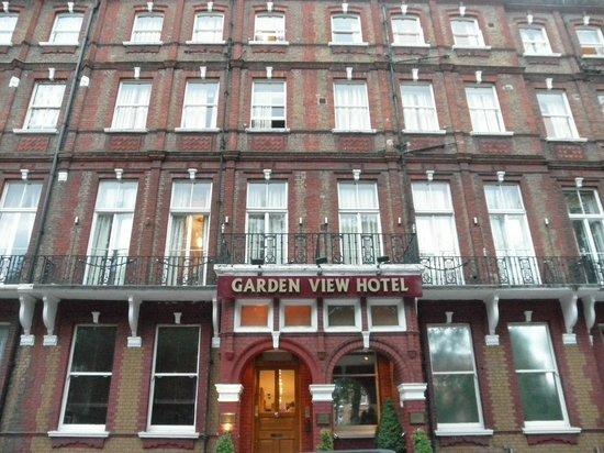 Picture Of Garden View Hotel London Tripadvisor