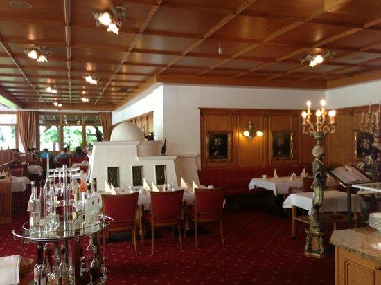 Dehner Blumen Hotel: Restaurant