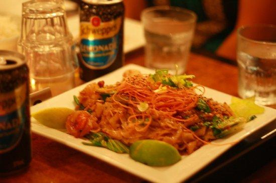 Tahruah Thai & Vietnamese Restaurant: Pad Sew Yew