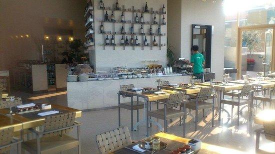 NU Hotel Milano: 朝食