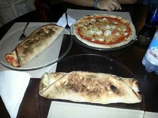 Giramapao: pizze