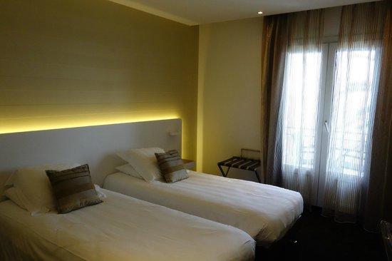 Best Western Hotel Prince De Galles : Room
