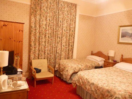 Arrandale Guest House: Room View