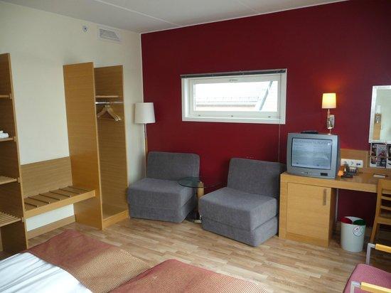 Scandic Solsiden: Room 519