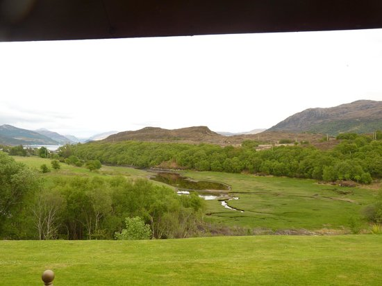 Mo Dhachaidh Guest House: View from Drawing Room