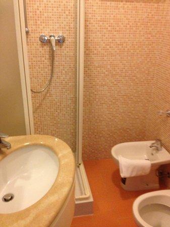 San Pietro Hotel: il bagno