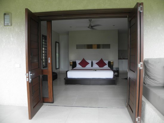 The Havannah, Vanuatu: Our room!
