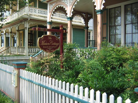 The Mason Cottage Bed & Breakfast Inn: The Mason Cottage
