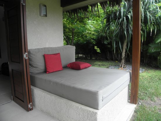 The Havannah, Vanuatu: A place to lounge!