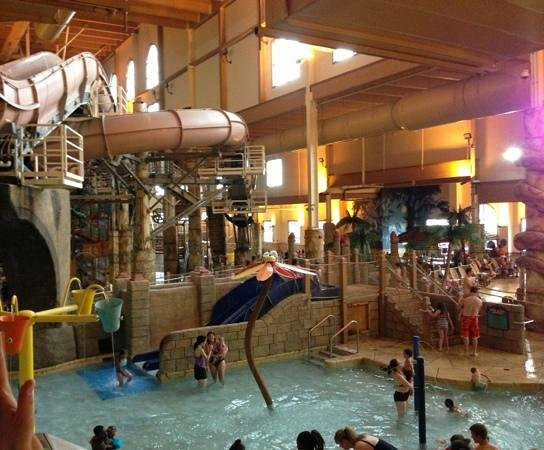 Chula Vista Resort Wisconsin Dells Wisconsin Indoor: Picture Of Chula Vista Resort