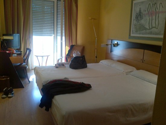 Sercotel Hotel Corona de Castilla: 207- tired