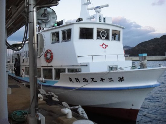 Matsuya : 連絡船