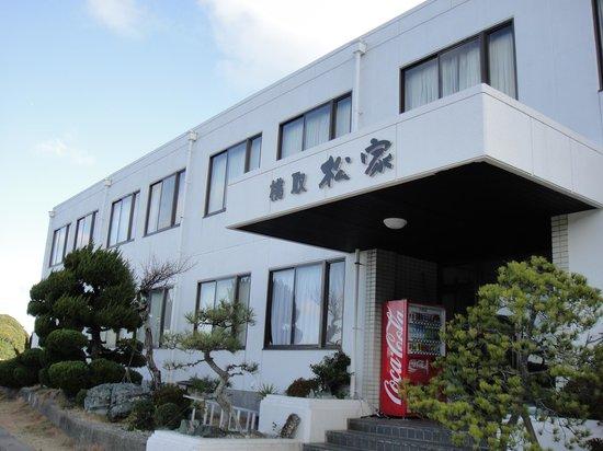 Matsuya: 宿外観