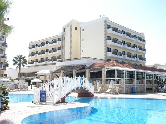 Anastasia Beach Hotel - UPDATED 2018 Prices & Reviews ...