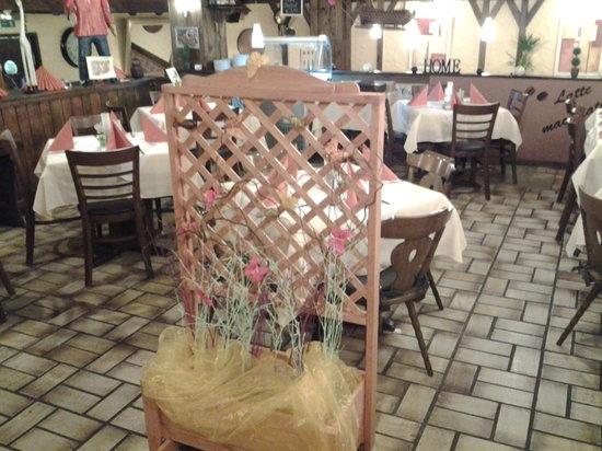 Pizzeria Pinocchio: Restaurant