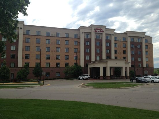 Hampton Inn & Suites Minneapolis - St. Paul Airport: Hotel