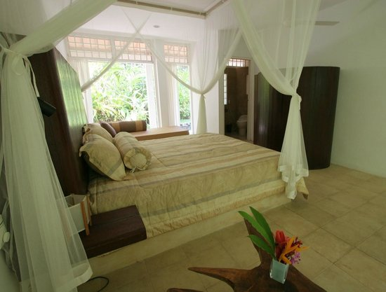 Jiwa Damai Organic Garden & Retreat: Jiwa Damai Bali Guest Room