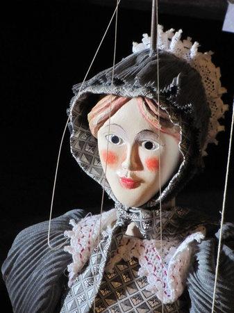 Czech Marionettes Museum : Linda