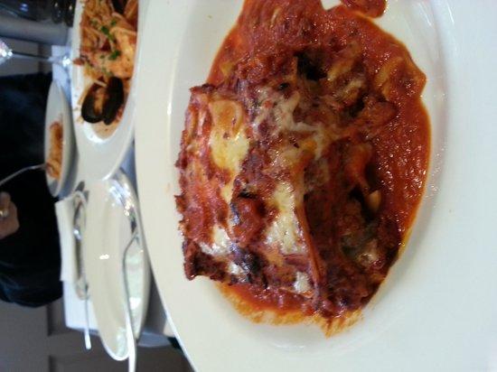 La Mimosa : lasagne