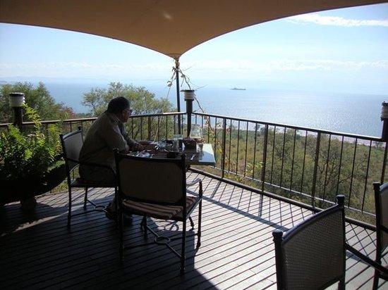 Bumi Hills Safari Lodge & Spa : Lunch at Bumi