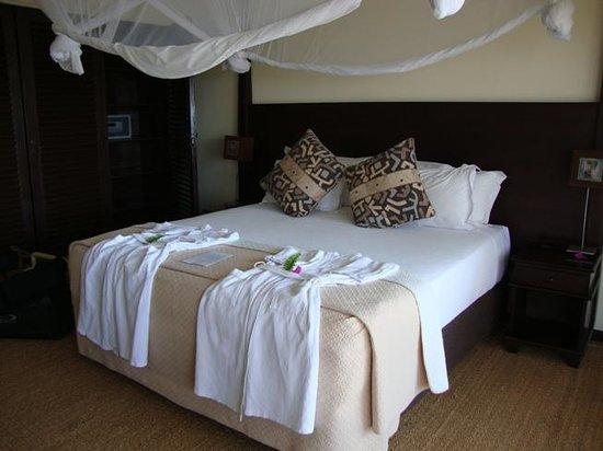 Bumi Hills Safari Lodge & Spa : Our room at Bumi