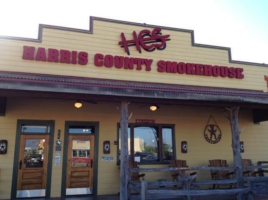 Harris County Smokehouse: down home breakfast!