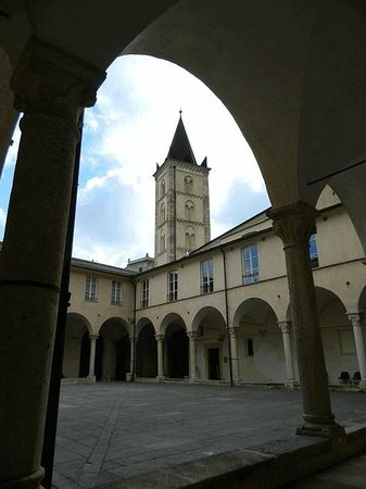 Museo Archeologico del Finale - Convento di Santa Caterina