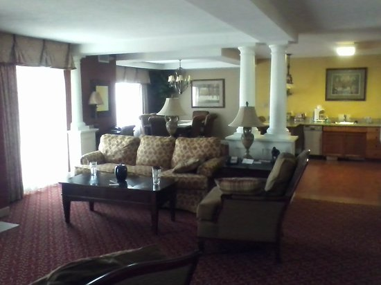 Residence Inn Saratoga Springs : Penthouse Suite