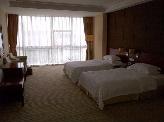 Vanguard Hotel : large room