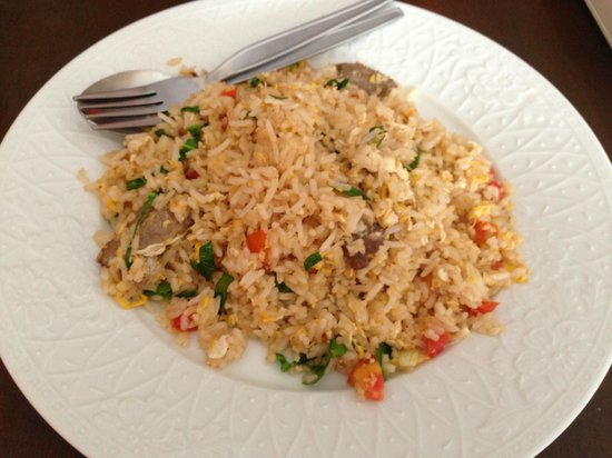 Tom Yam : Fried rice