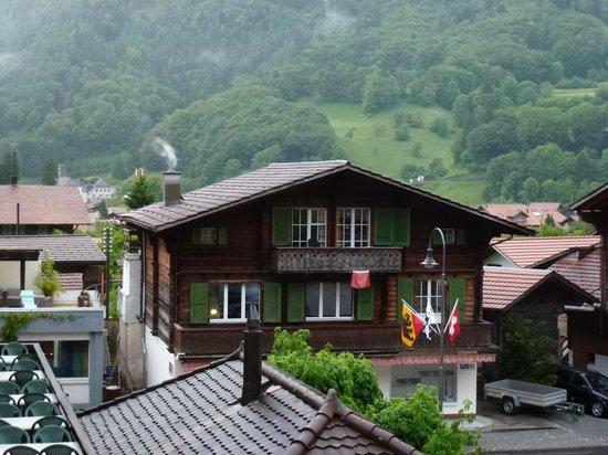 Hotel Baeren: View from room 26 balcony