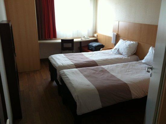 Ibis Warszawa Centrum: Standard twin room