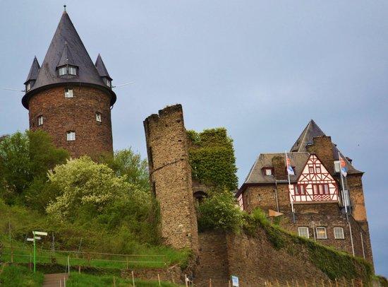 Burg Stahleck: castle