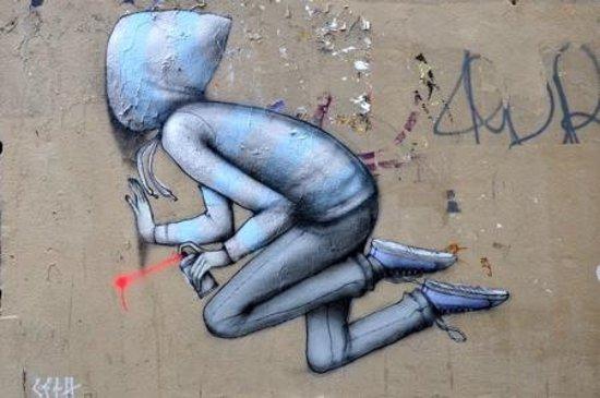 """Meet My Paris : Street Art Paris @la Buttes aux Cailles"""""""