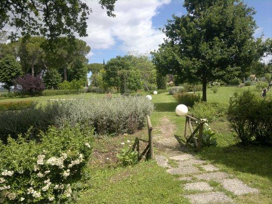 Villa Acquaviva: il parco