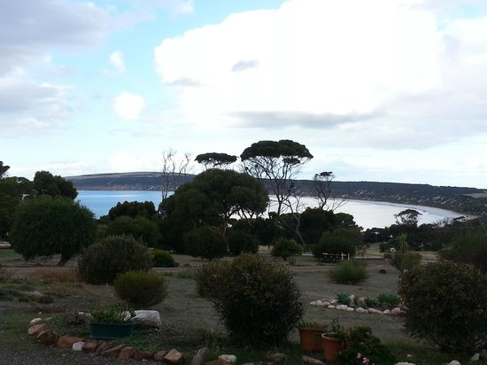Emu Bay Holiday Homes: View from the room