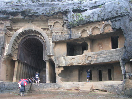 Khandala, India: Bhaja caves