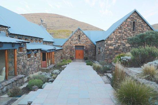Tenahead Lodge: The welcome